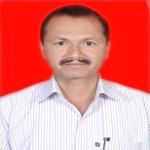 016-Shri.P.T.Karande=Professor=M.A.,M.Phil.